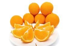 Free Oranges Royalty Free Stock Image - 6848366
