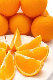 Free Oranges Royalty Free Stock Image - 6848416