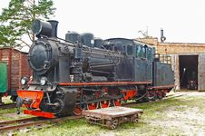 Free Steam Locomotive Stock Photography - 6848542