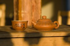 Free Teapot Stock Photo - 6848910