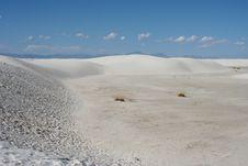 Free White Sands Stock Photos - 6849013
