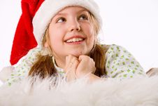 Free Christmas Wishes Royalty Free Stock Photo - 6849215