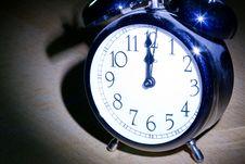 Free Alarm Clock Stock Photo - 6849360