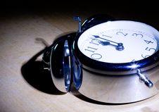 Free Alarm Clock Royalty Free Stock Photography - 6849427