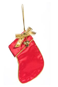 Free Christmas Stocking Ornament Stock Photo - 6849580