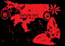 Free Decorative Red Butterfly Royalty Free Stock Images - 6849949