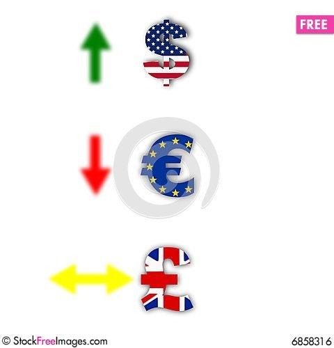 Global market Stock Photo