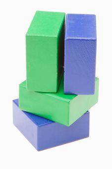 Free Toy Building Blocks Stock Photos - 6850043