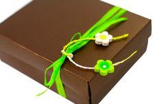 Free Brown Gift Box Stock Photo - 6850240