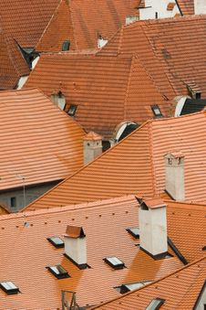 Free Tile Roofs Stock Photo - 6850450