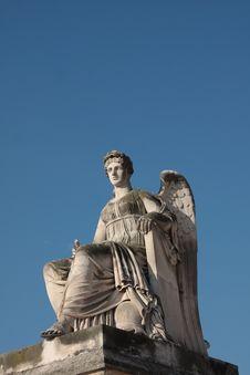 Free Arc De Triomphe Du Carrousel Stock Image - 6850481
