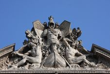 Free Paris Bulidings Stock Photos - 6851273