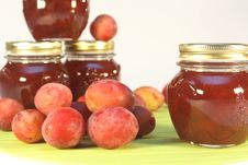 Free Plum Jam Stock Photo - 6851590