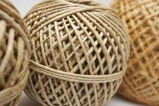 Free Clews Of Rope Stock Image - 6851691