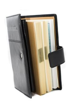 Free Black Notebook Stock Photo - 6852060