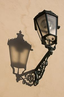 Free Streetlamp In Prague Royalty Free Stock Images - 6852249