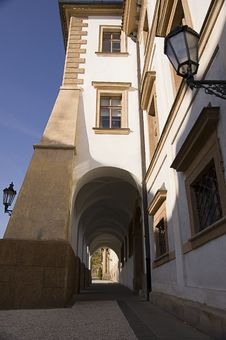 Free Architecture Of City Center In Prague Stock Photos - 6852363