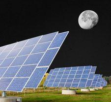 Free Solar Panel Royalty Free Stock Image - 6852726