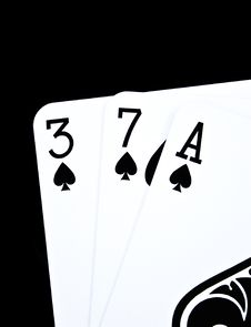 Free Playing Cards Stock Images - 6852774