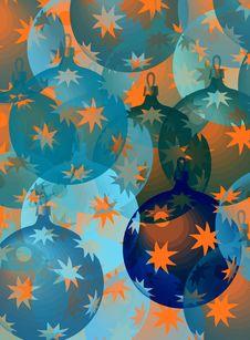 Free Pastel Christmas Balls Royalty Free Stock Image - 6852836