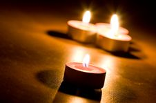 Free Candle Light Stock Photography - 6852882
