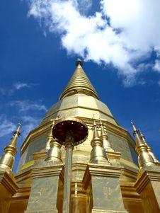 Free Wat Royalty Free Stock Image - 6853936