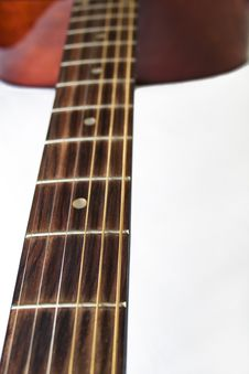 Free Guitar Fretboard Royalty Free Stock Photos - 6855718