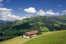 Free Landscape From Tirol Valley Stock Photography - 6855972