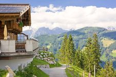 Free Landscape In Tirol Royalty Free Stock Photography - 6855987