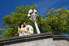 Free Happy Couple Royalty Free Stock Photo - 6856985