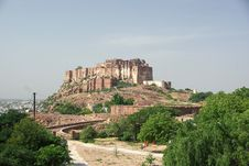 Jodhpur Fort, Rajasthan Royalty Free Stock Images