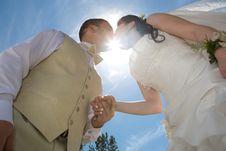 Kiss Royalty Free Stock Image