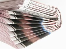 Free Newspaper Royalty Free Stock Photos - 6857648