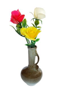 Free Flowers In A Vase Stock Photos - 6857683