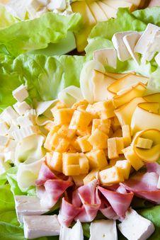 Free Salad Royalty Free Stock Photo - 6858395