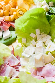 Free Salad Royalty Free Stock Images - 6858699