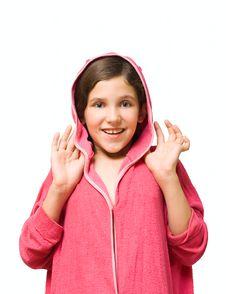 Free Smile Girl Stock Photos - 6858993