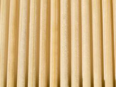 Free Bamboo Texture Royalty Free Stock Photography - 6859727