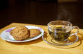 Free Glass Cup With Tea Royalty Free Stock Photos - 68582418