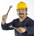 Free Strong Man Stock Photography - 6865032