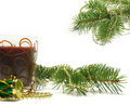 Free Christmas Candle Royalty Free Stock Photos - 6868568