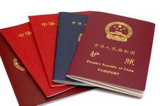 Free China Passport Stock Images - 6860234