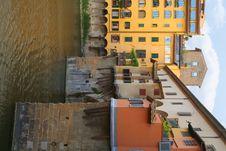 Free Ponte Vecchio Royalty Free Stock Image - 6860286