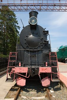 Free Stream Locomotive Stock Images - 6860824
