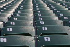 Free Empty Seats Stock Photo - 6860930