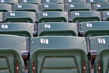 Free Empty Seats Royalty Free Stock Photos - 6860988