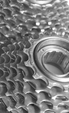 Free Gear Wheel Royalty Free Stock Images - 6861499