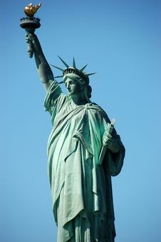 Free Statue Of Liberty Stock Photos - 6861743