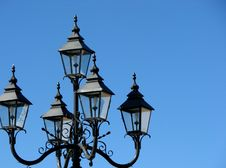 Free Colonial Style Lights Stock Photos - 6861933