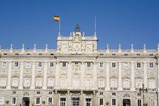 Free Palacio Real Stock Images - 6862154